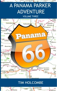 Panama 66 Front Cover Only